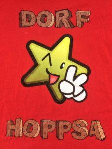 Logo der Dorfhoppsa